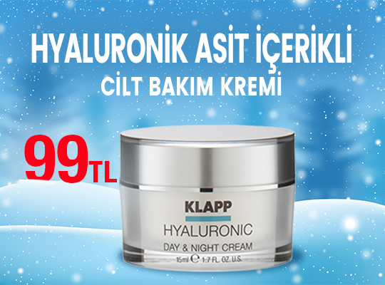 Hyaluronik Asit Day Night Cream